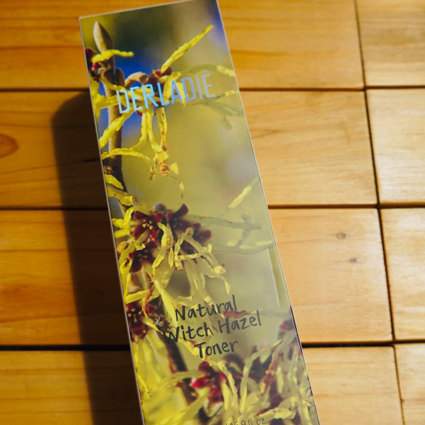 Derladie Natural Witch Hazel Toner